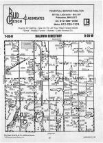 Map Image 021, Sherburne County 1988